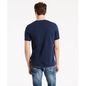 T-shirt manica corta donna Emporio Armani EA7 con stampa logo