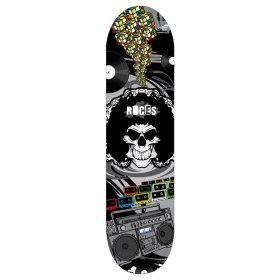 """Skateboard junior Roces 31"""" Skull 80"""