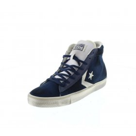 Scarpe unisex Converse All Star Pro Leather Suede Vulc