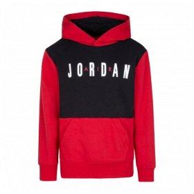 Felpa aperta con cappuccio junior Jordan Jumpman Air