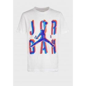 T-shirt manica corta junior Jordan Space Exploration