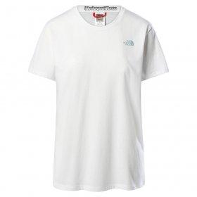 T-shirt manica corta donna The North Face