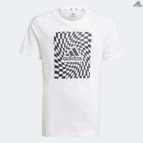 T-shirt manica corta junior adidas Graphic