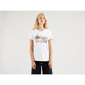 T-shirt manica corta donna Levi's Batwing Fill Hummingbird