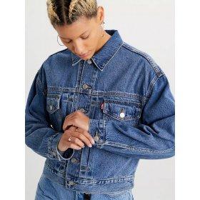 Giubbino di jeans donna Levi's Heritage