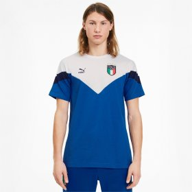Maglietta uomo Italia Puma FIGC Iconic MCS