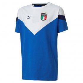 Maglietta junior Italia Puma FIGC Iconic MCS