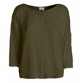 T-shirt manica 3/4 in raso donna Deha