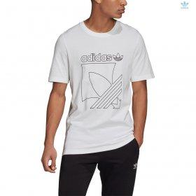 T-shirt manica corta uomo adidas