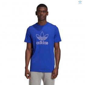 T-shirt manica corta uomo adidas Trefoil
