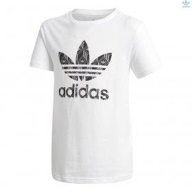 T-shirt manica corta junior adidas Trefoil