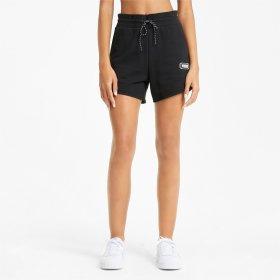 """Shorts donna Puma Rebel 4"""" High Waist Shorts"""