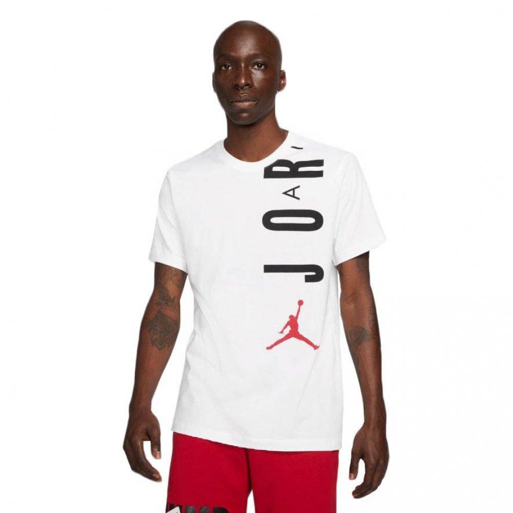 T-shirt manica corta uomo Jordan Air Stretch