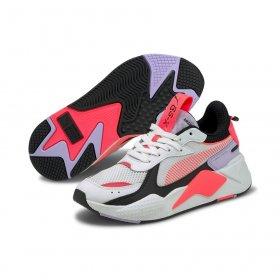 scarpe donna puma basket platform