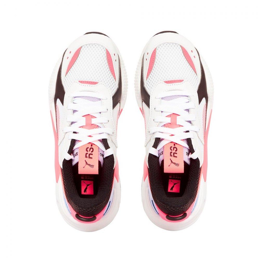 Scarpe donna Puma Basket Platform Core