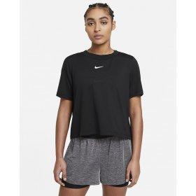 T-shirt manica corta da tennis donna NikeCourt Advantage