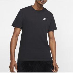 T-shirt manica corta uomo Nike Sportswear Club