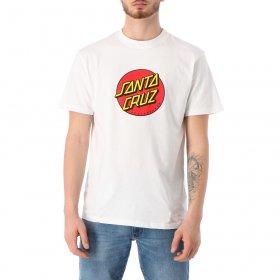 T-shirt manica corta uomo Santa Cruz Classic dot