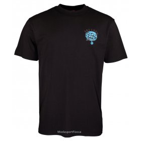 T-shirt manica corta uomo Santa Cruz Dressen Pup Dott