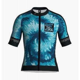 T-shirt manica corta full zip uomo Energiapura Alexander