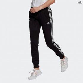 Pantalone con polsino donna adidas 3S