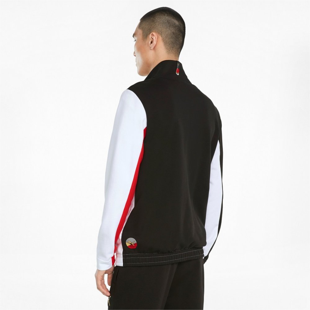 Pantaloni Kappa 6Cento 622A Full Zip Sci Uomo
