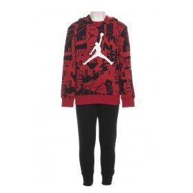 Tuta kid con cappuccio Jordan Essential
