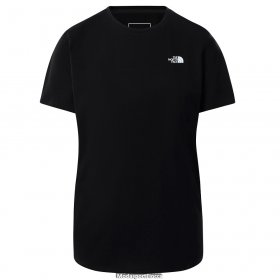 T-shirt manica corta donna The North Face Foundation Mountain Sports