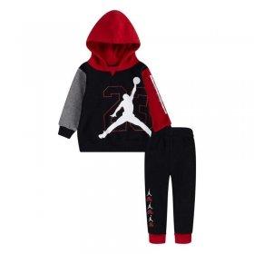 Tuta con cappuccio Jordan Infant