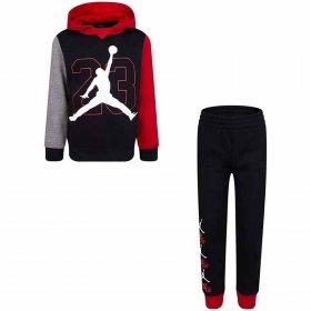 Tuta con cappuccio Jordan kid